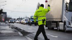 policajt kontrola