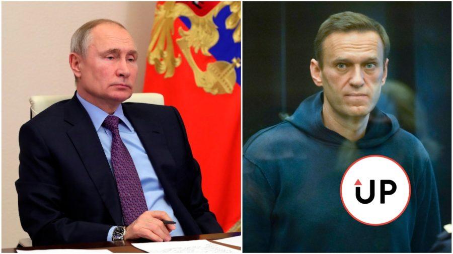 Putin Navaľnyj