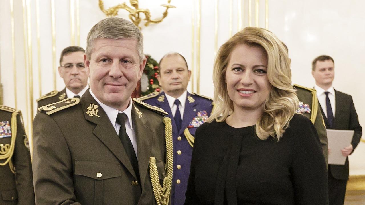 Vladimír Lengvarský zuzana čaputová