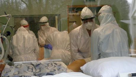 koronavírus nemocnica lekári žilina