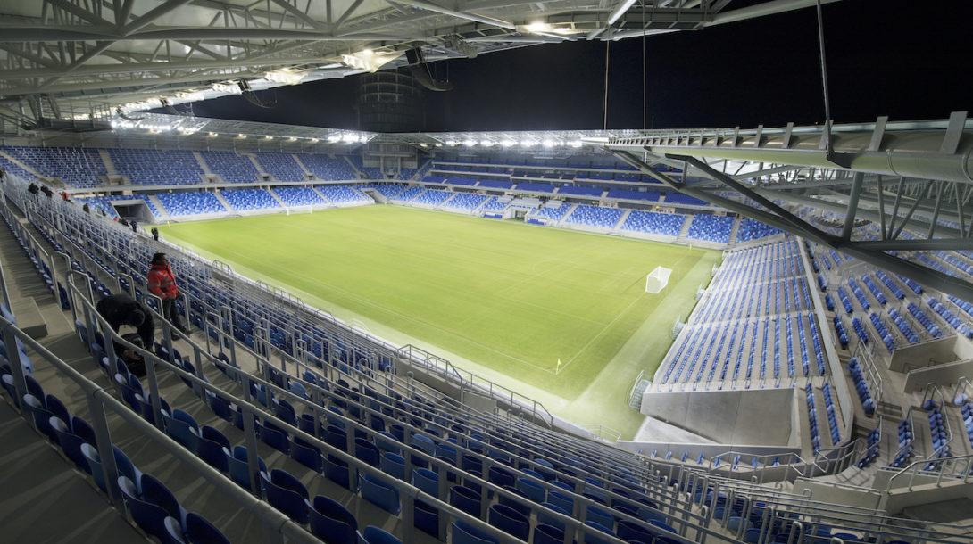 futbalový štadión slovan