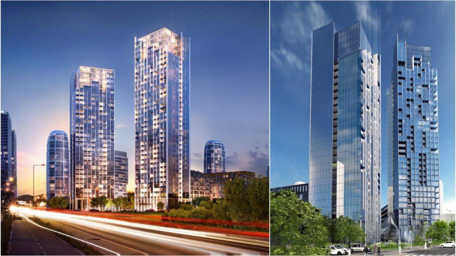 TK Estate, Portum Towers
