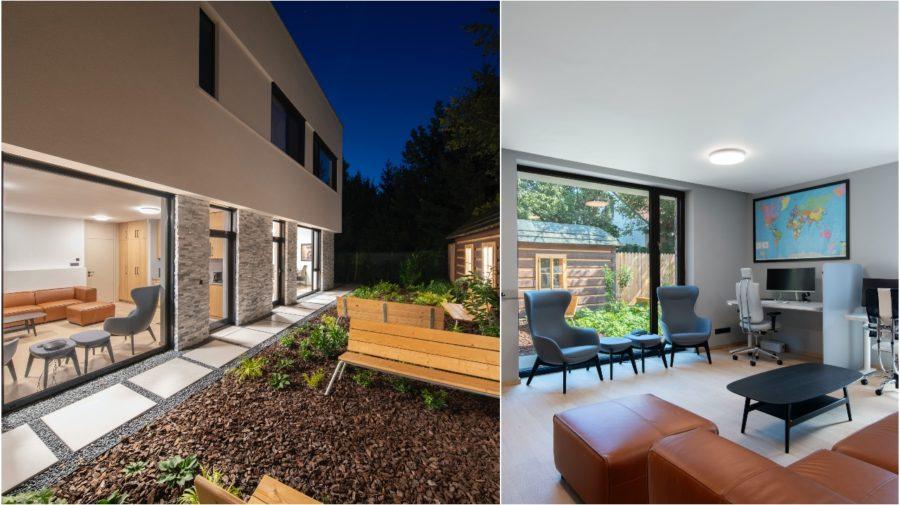 architektúra, rodinný dom, domy, byty, reality, horský park