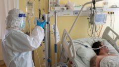 Univerzitná nemocnica BA covid-19
