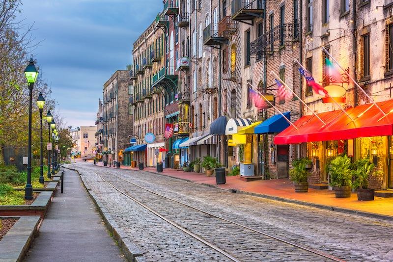 Savannah, Georgia, USA