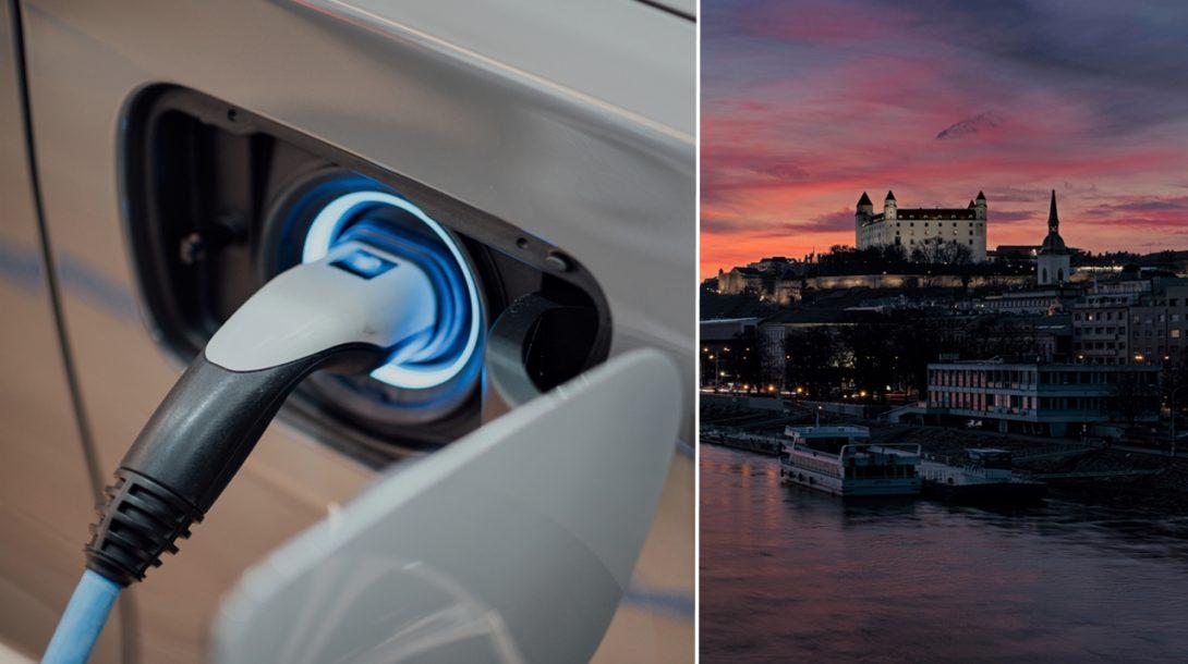 elektromobilita na Slovensku