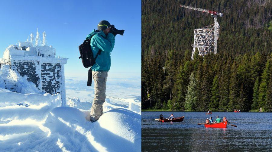 tatry, slovensko, priroda, turista