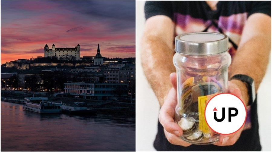 peniaze slovenské startupy