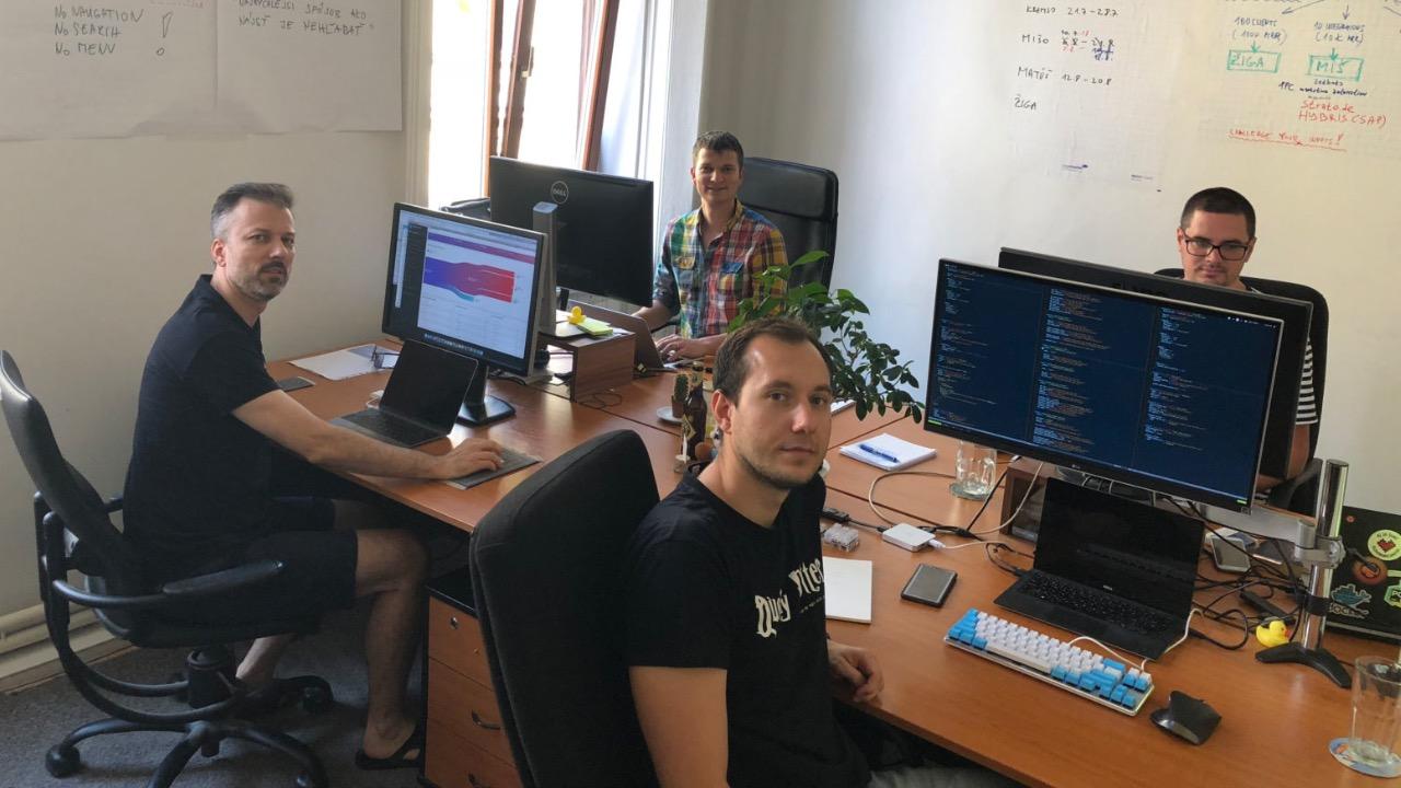 Luigi's Box, startup, slovensko, vyhľadávanie, e-shopy
