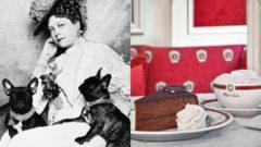 Anna Sacher Viedeň Sacherova torta koláč