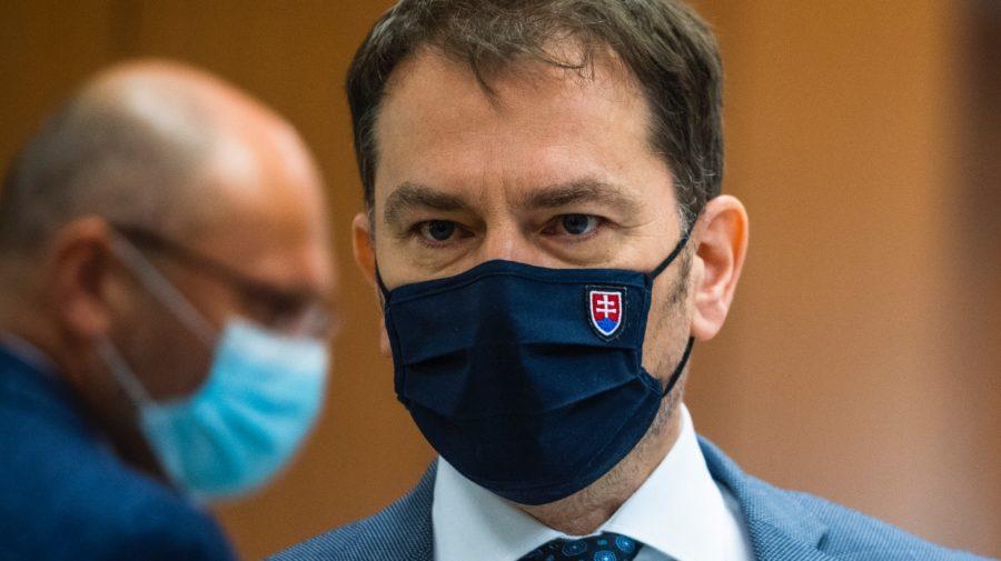 Igor Matovič, premier