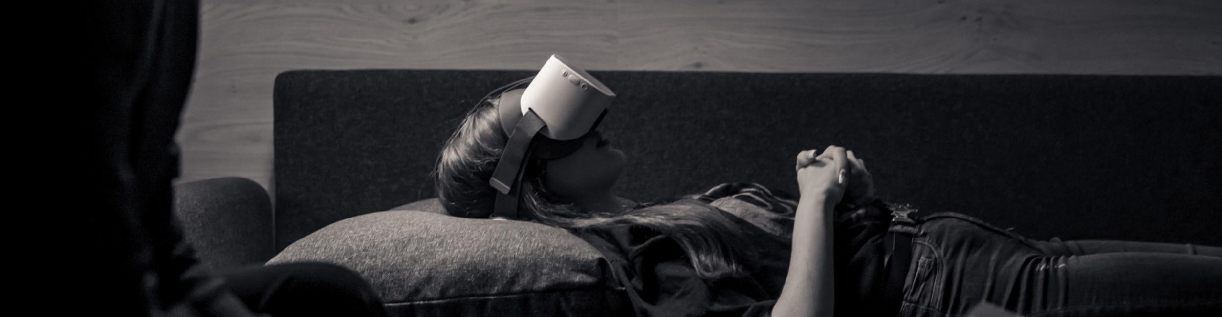 VR expozičná terapia