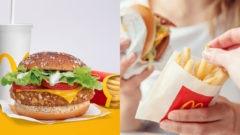McDonald's veggie ponuka