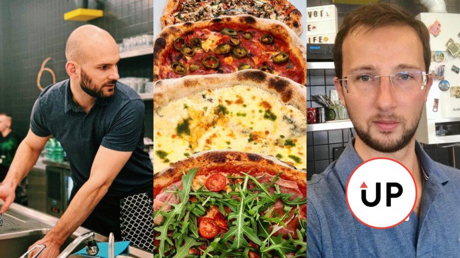 archív Michal Ščevlík/ Oggi pizza