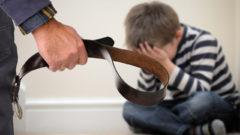 násilie na deťoch, deti, bitie
