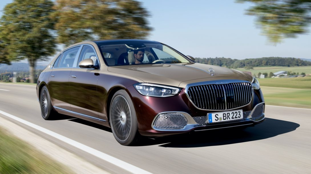 Mercedes-Maybach S Classe