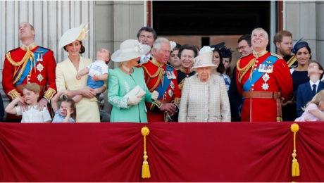 Kráľovská rodina