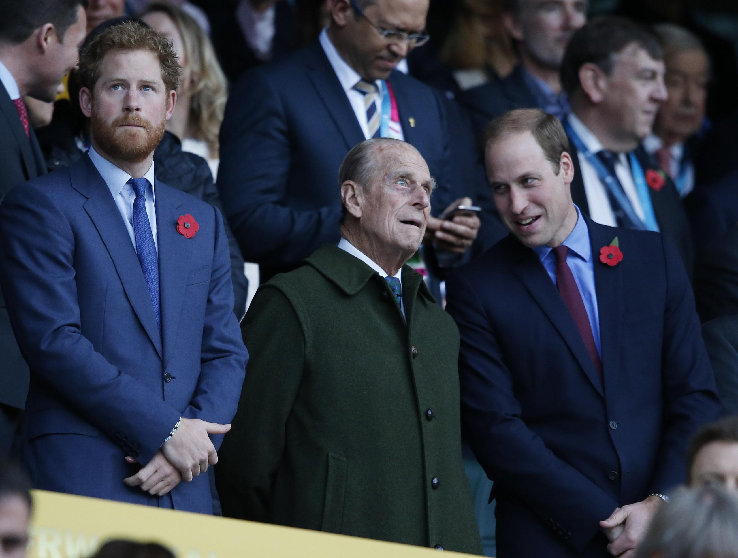 Členovia kráľovskej rodiny