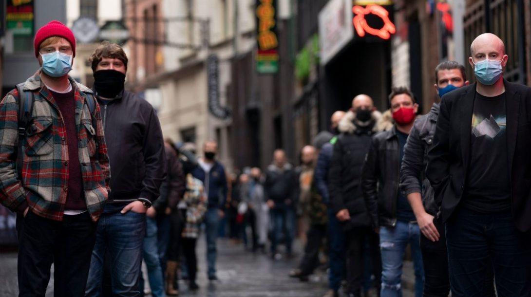 Ľudia, ulica