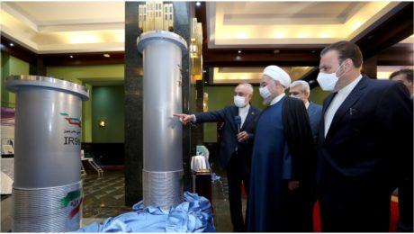 Irán jadrový program