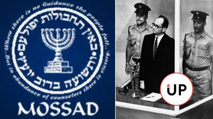 Mossad Mosad Startitup.sk