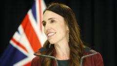 jacinda ardern nový zéland