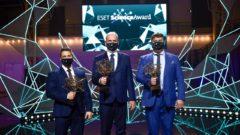 ESET Science Award veda slovensko vedci