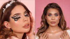 vizáž líčenie make-up móda slovensko