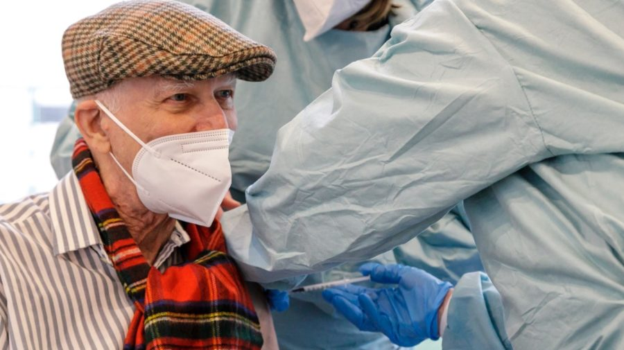 senior Covid-19 očkovanie koronavírus slovensko
