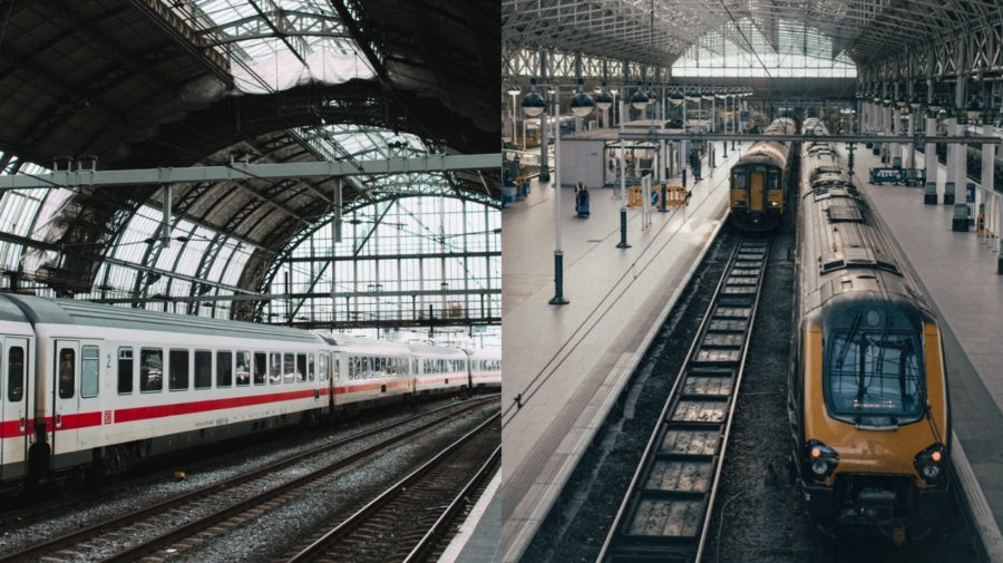 vlak cestovanie Európa nočné spoje