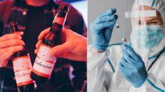 pivo a vakcína