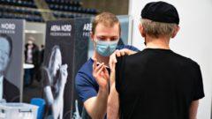 Dánsko očkovanie vakcína koronavírus covid-19