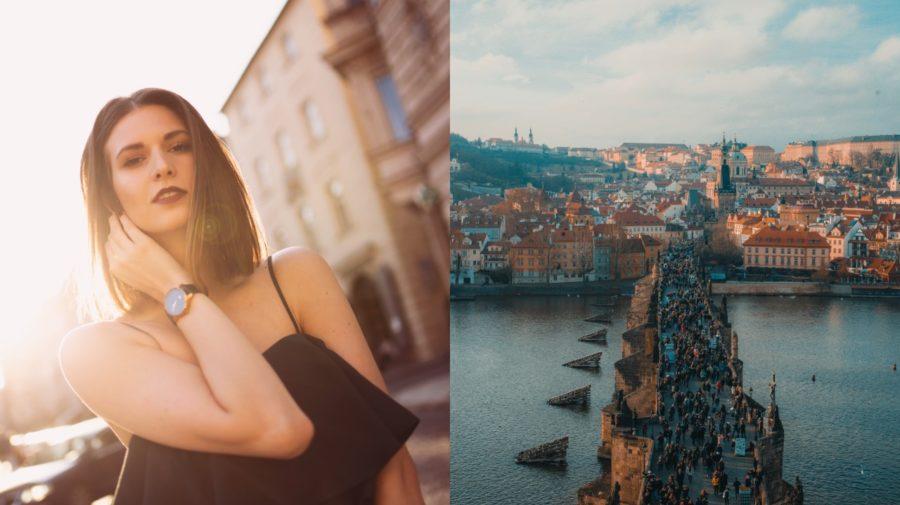 Budapešť Praha cestovanie vlaky