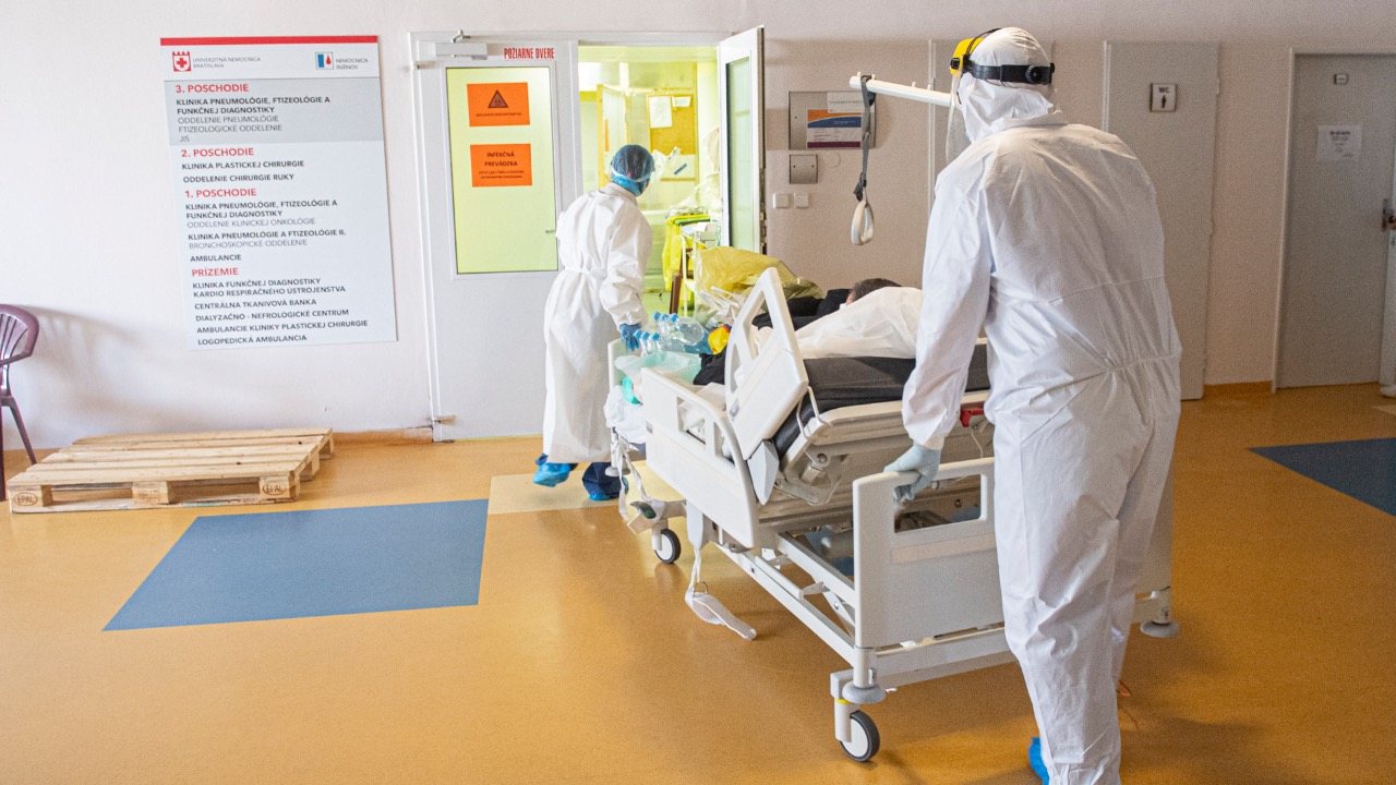 oronavírus zdravotníctvo starostlivosť covid-19