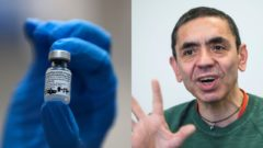 vakcína Pfizer