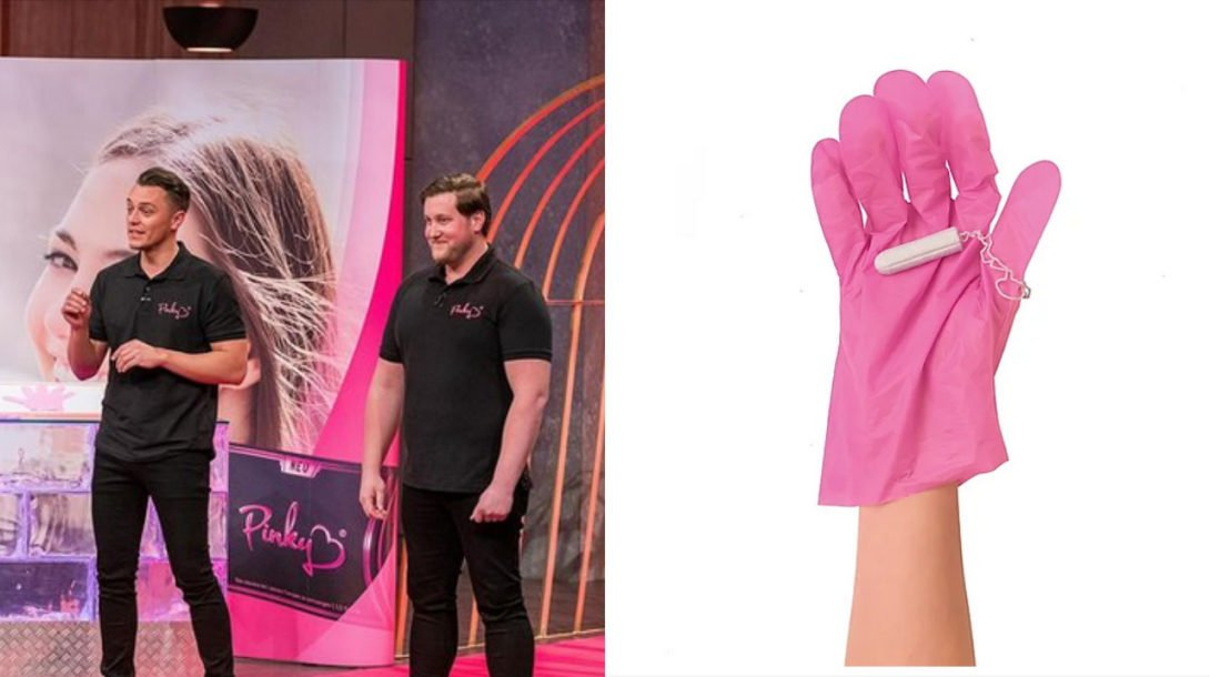 Pinky Gloves