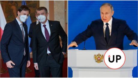 Putin Babiš, Heger