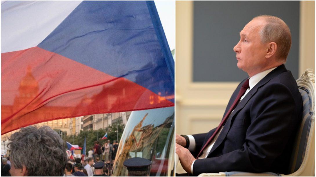 Putin Česko