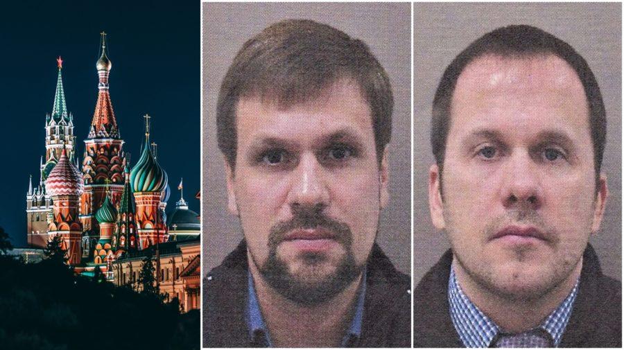 Ruskí agenti