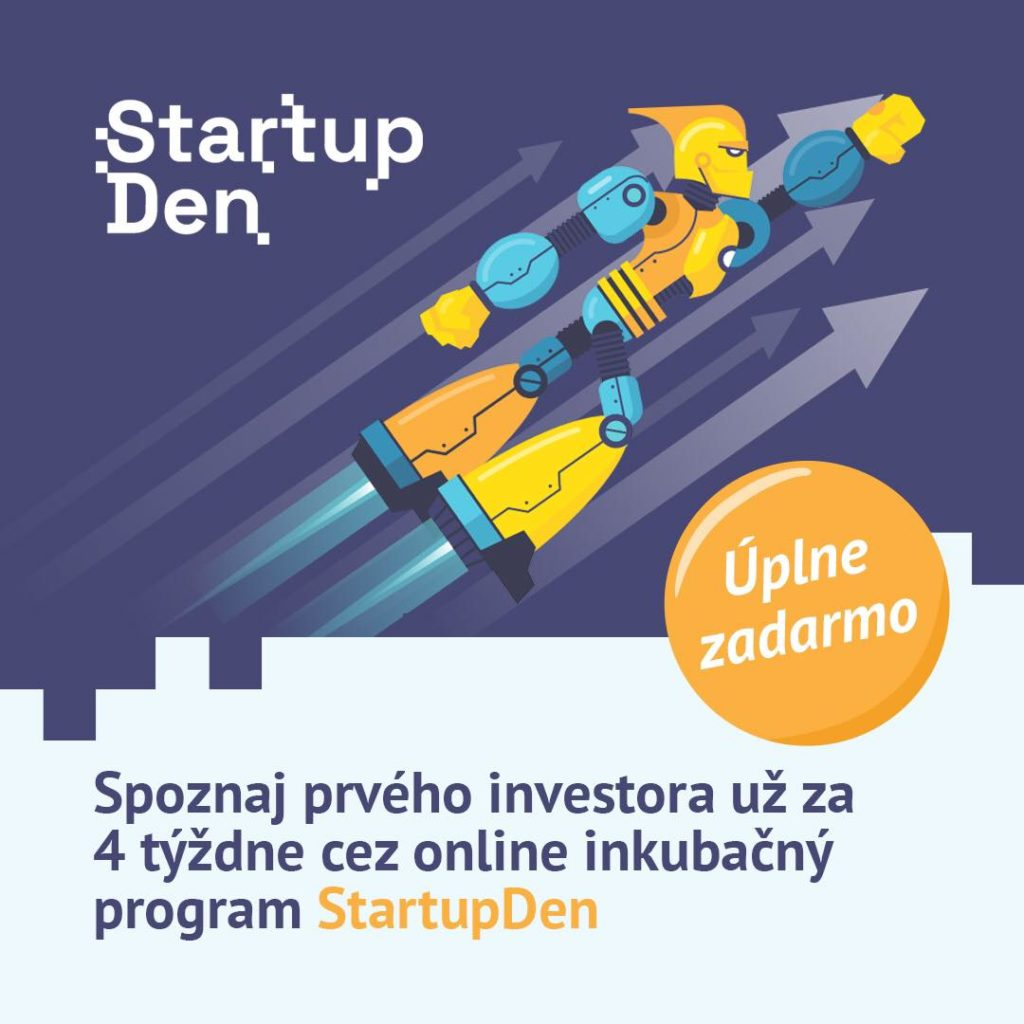 startup den