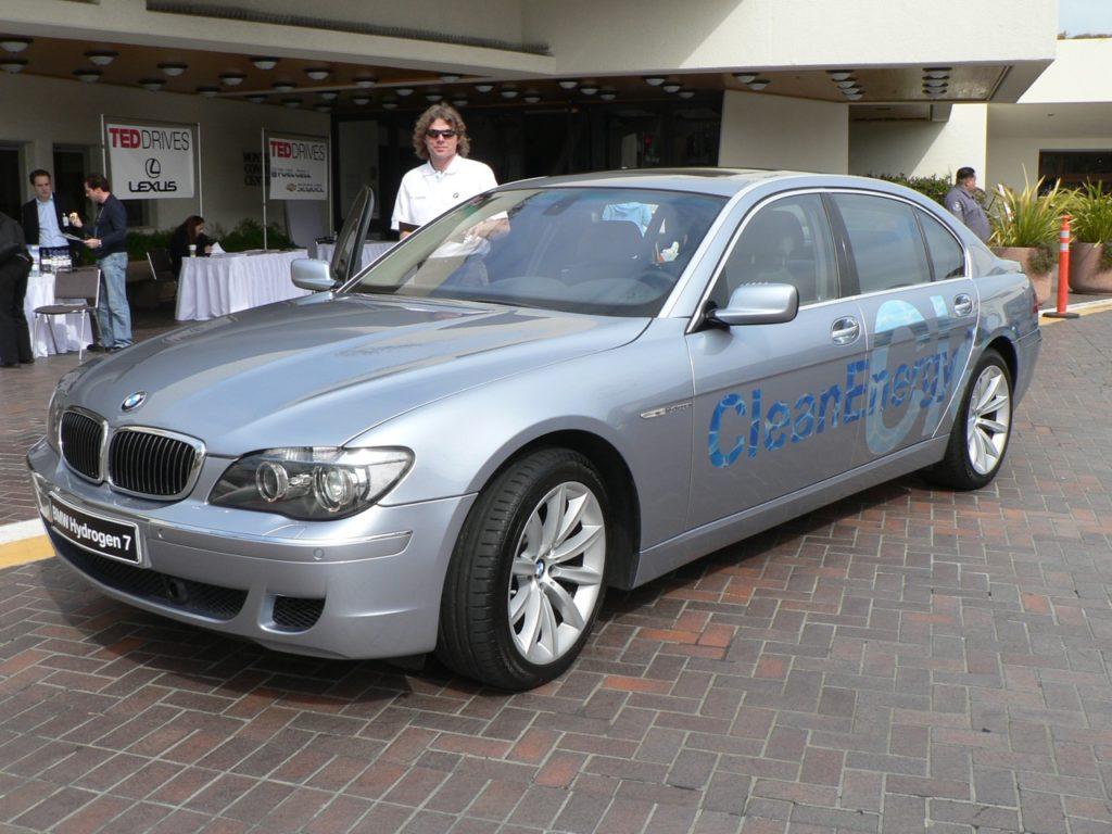 Vodíkový automobil