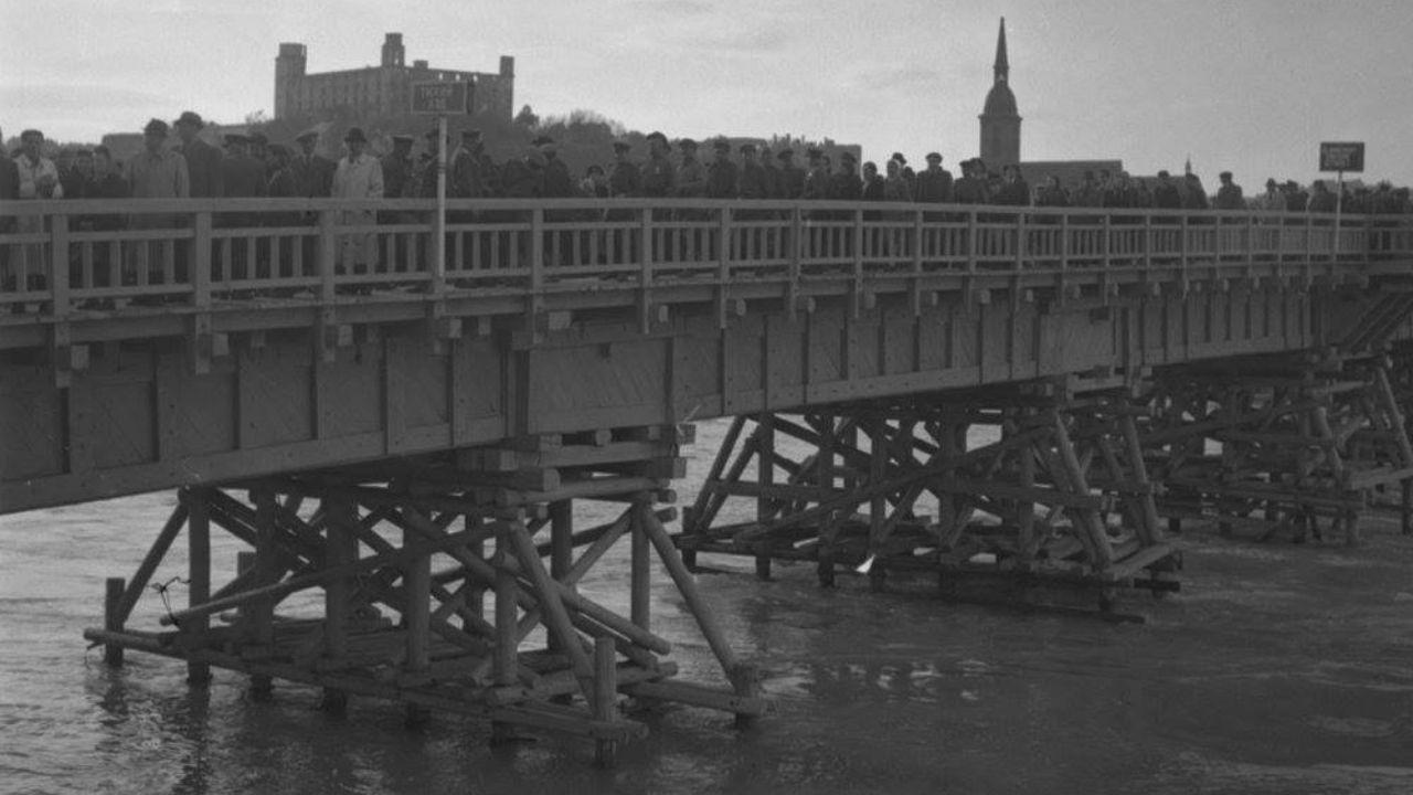 Provizórny Starý most