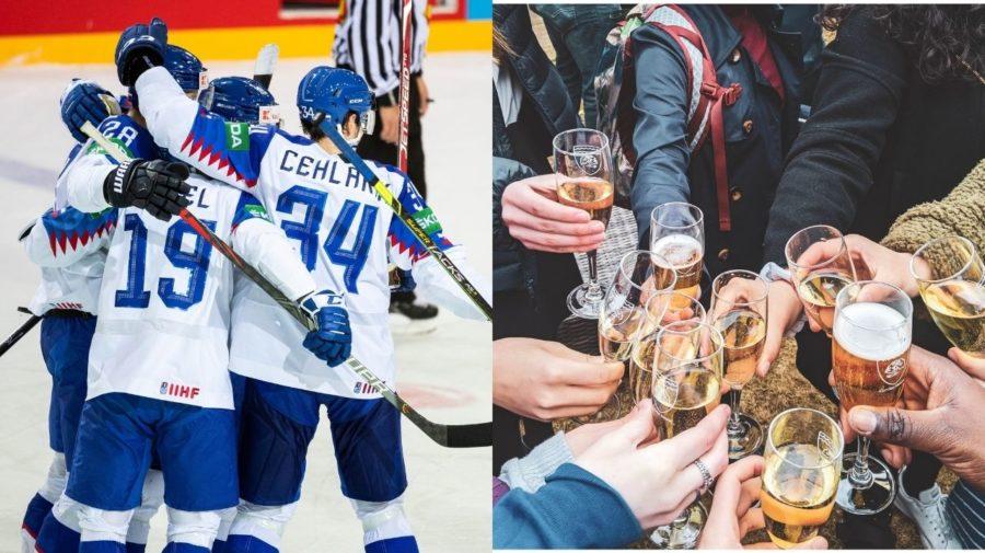 hokej, gastro