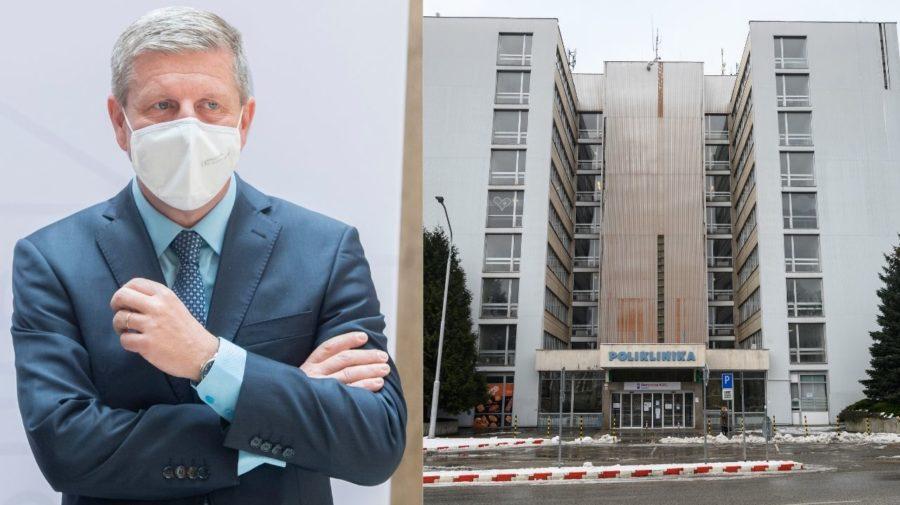 lengvarský, nemocnice