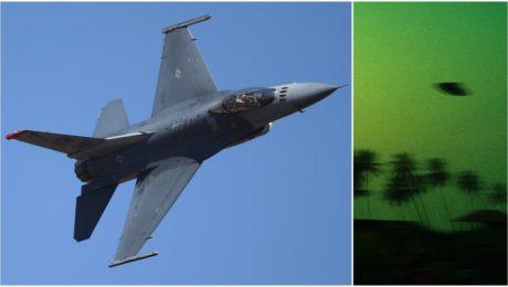 F-16 UFO