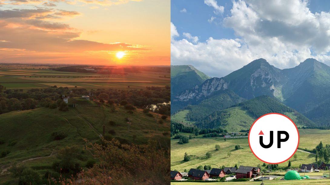 rozhľadne na Slovensku