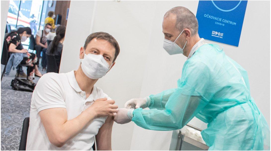 Heger očkovanie