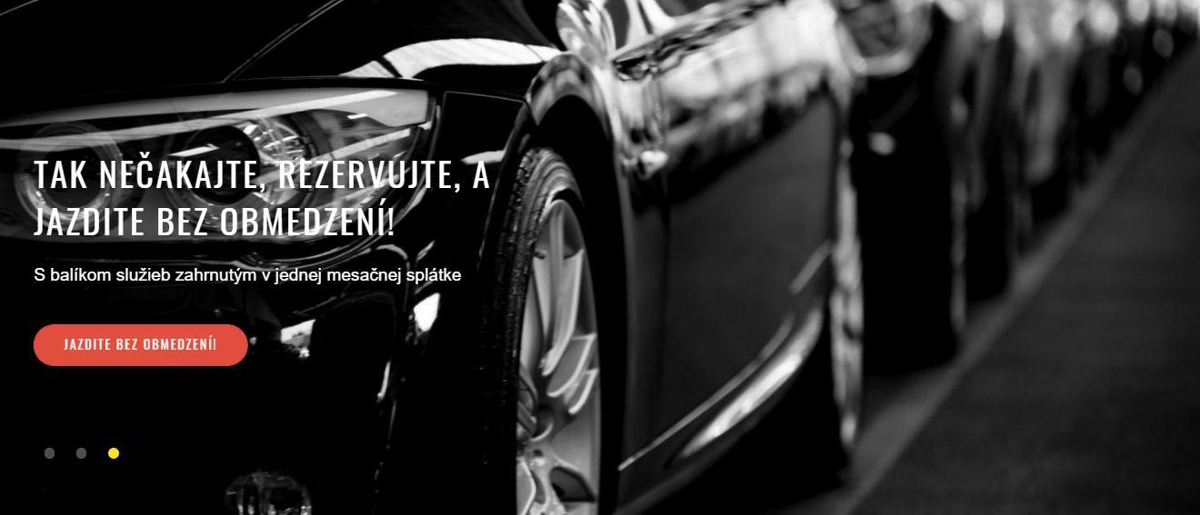 Najlepsia altenratíva ku kúpe auta. Medzinarodny poskytovatel mobility. Dlhodoby prenajom od spolocnosti Payless car Gigarent.