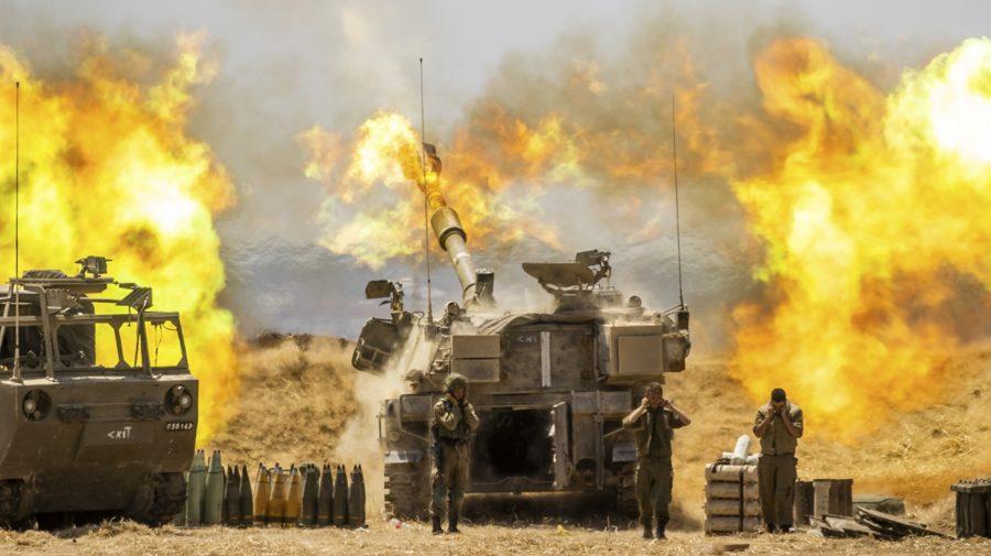 Izrael Palestína pásmo Gazy