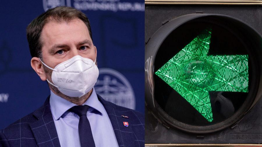 matovic, semafor, pandemia